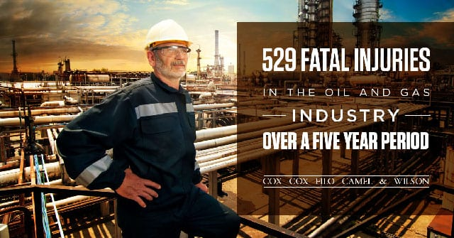 Fatal Injuries in Oil and Gas